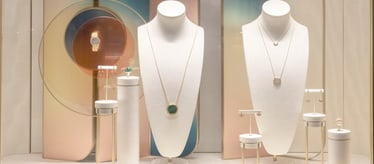 Piaget jewellery and watch boutique in New York United States of America