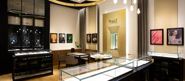 Piaget Boutique Taichung -  luxury watches and jewellery