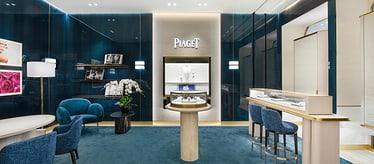 Boutique Piaget Nantong - Montres de luxe et bijoux