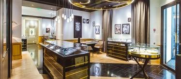 Boutique Piaget Stoleshnikov à Moscou - montres et joaillerie de luxe