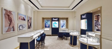 Piaget Boutique Ningbo - Luxury watches and jewellery store