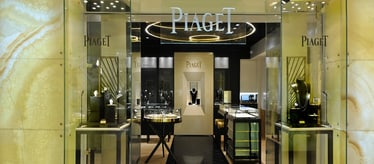 Бутик Piaget Лондон - Harrods
