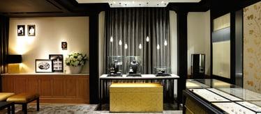 Joaillerie et montres de luxe boutique à Taipei