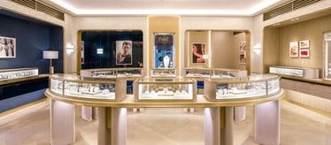 Бутик Piaget в Ханчжоу - часы и ювелирные изделия