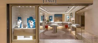 Piaget Boutique Paris - Printemps Haussmann