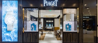 Piaget Boutique Wuhan - luxury watches and jewellery