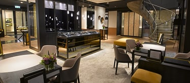 Piaget Boutique Hong Kong - Mandarin Oriental luxury watches and jewellery store