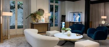 Boutique Piaget Rue de la Paix à Paris - montres et joaillerie de luxe