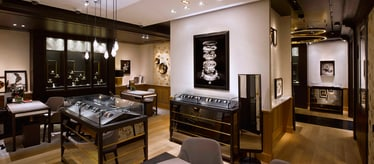 Piaget Boutique Hong Kong - Pacific Place luxury watches and jewellery store
