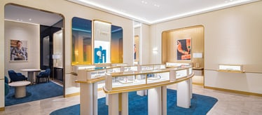 Piaget Boutique Taiyuan - Mix City luxury watches and jewellery store