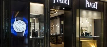 Boutique Piaget à Jinan - bijoux et montres de luxe