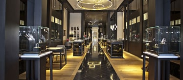 Piaget Boutique Beverly Hills -  luxury watches and jewellery