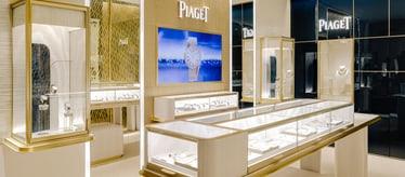 Piaget-Boutique Paris – Luxusuhren und -schmuck