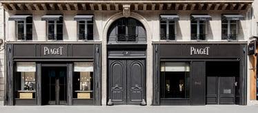 Piaget Boutique Paris - Rue de la Paix