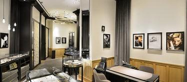 Boutique Piaget Wynn à Macao - montres et joaillerie de luxe
