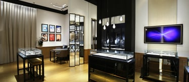 Piaget Boutique Chongqing - MixCity luxury watches and jewellery store
