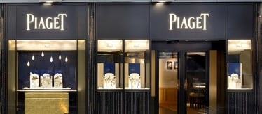 Piaget Boutique Hong Kong - Lee Gardens