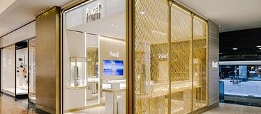 Piaget-Boutique Paris – Luxusuhren- und Schmuckboutique Galeries Lafayette Haussmann