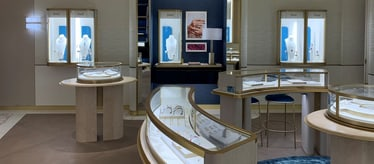 Piaget Boutique Shanghai - Plaza 66 luxury watches and jewellery store