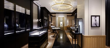 Piaget Boutique Seoul - Lotte Avenuel World Tower
