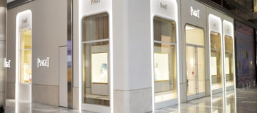 Piaget Boutique New York - Hudson Yards luxury watches and jewellery store