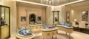 Boutique Piaget Wynn Encore à Macao - montres et joaillerie de luxe