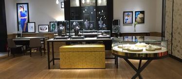 Boutique Piaget Wynn Palace à Macao - montres et joaillerie de luxe