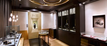 Piaget Boutique Hong Kong -  luxury watches and jewellery