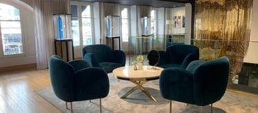 Boutique de montres de luxe et bijoux Piaget à Paris