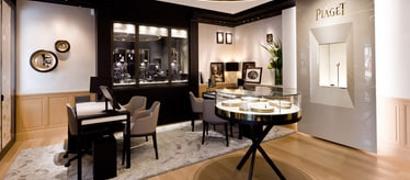 Piaget Boutique Paris - Vendôme