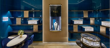 Piaget Boutique Jeju - Luxury watches and jewellery store