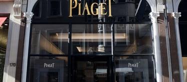 Бутик Piaget Лондон - New Bond Street