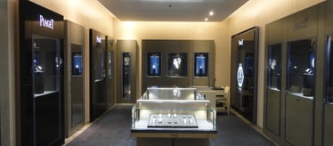 Piaget Boutique Changchun - Charter