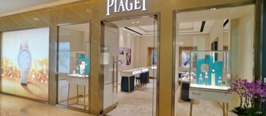 Piaget Boutique Ningbo - luxury watches and jewellery