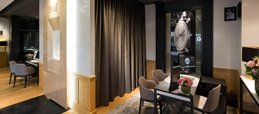 Luxury watches and jewellery boutique in Geneva