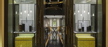 Piaget Boutique Bangkok - Siam Paragon luxury watches and jewellery store