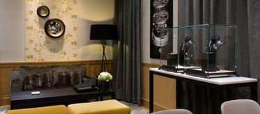 Boutique Piaget Dubaï Mall (Grand Atrium) à Dubaï - montres et joaillerie de luxe