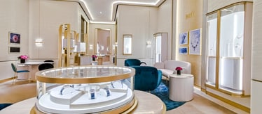 Piaget Boutique Abu Dhabi - Sowwah luxury watches and jewellery store