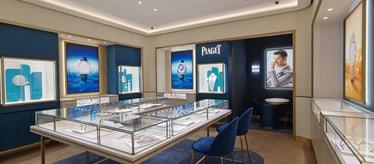 伯爵專賣店利南昌 - 南昌百盛高級腕錶和珠寶專賣店